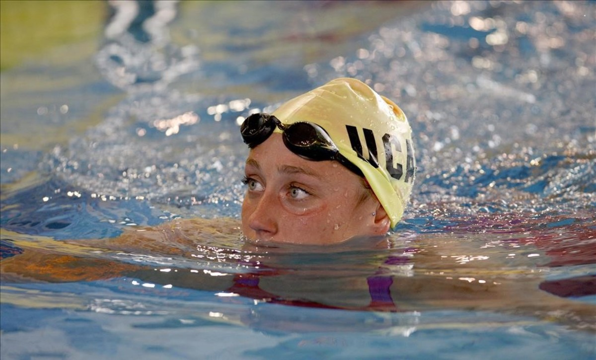 Mireia Belmonte: el primer or olímpic per a la natació femenina