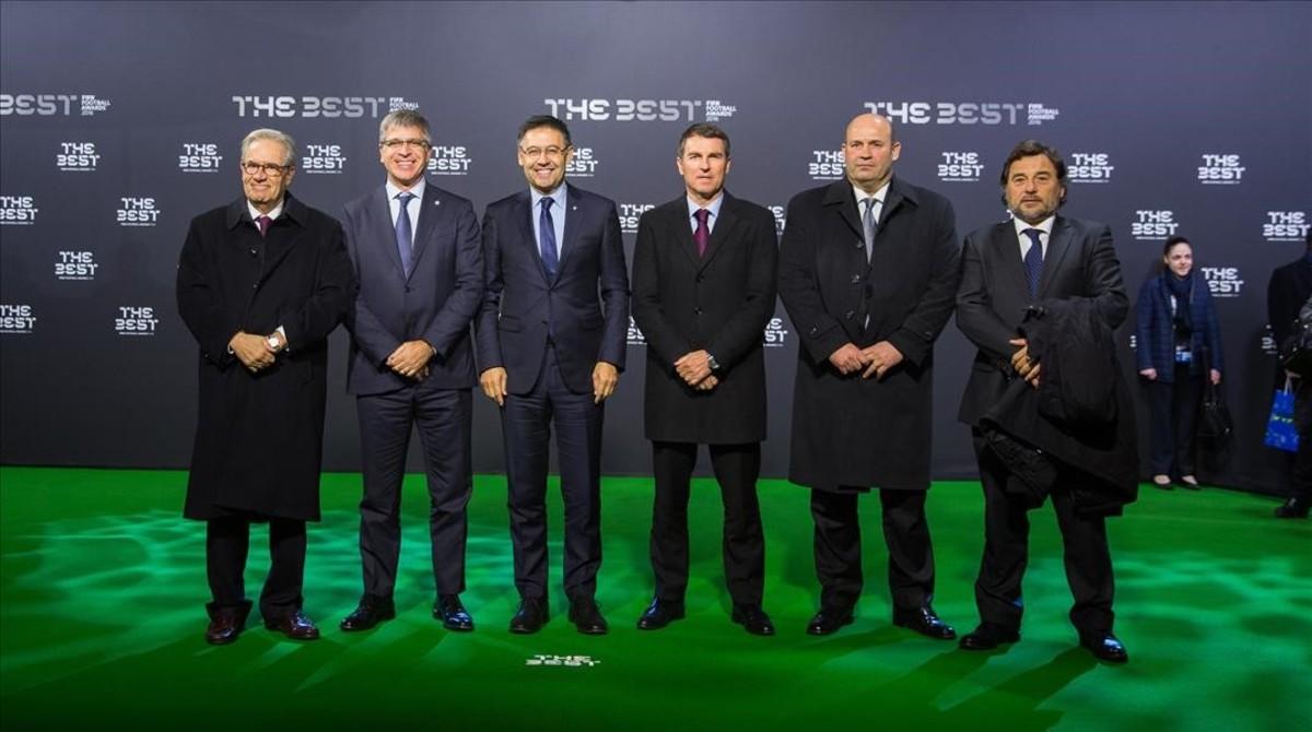 El Barça planta la FIFA
