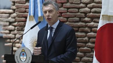 Macri compleix un any al Govern amb la impressió majoritària d'afavorir els rics