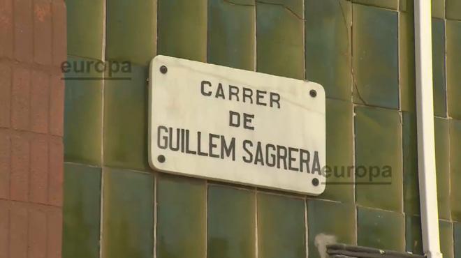 Mor un home apunyalat al portal de casa seva a Barcelona