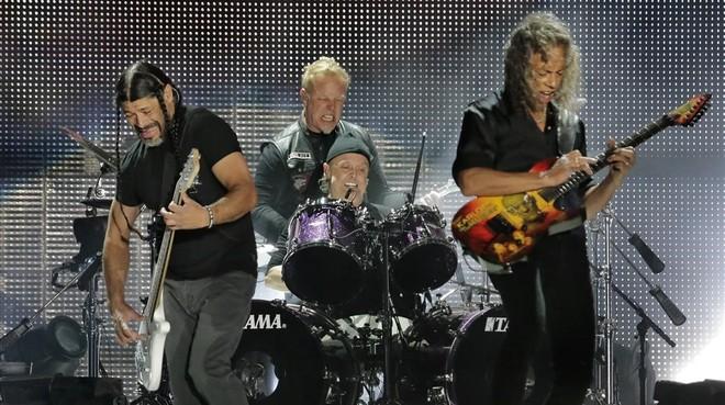 Metallica es uno de los grupos a los que rinde tributo Rock en familia