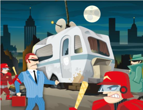 """Una empresa catalana crea 'Bankers Ville', un juego para m�viles que permite """"luchar"""" contra los desahucios"""