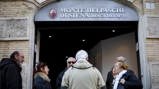 Monte dei Paschi se ve abocado al rescate