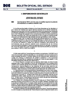 Real decreto ley sobre las cl usulas suelo texto ntegro for Decreto clausula suelo