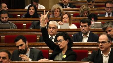 JxSí propone que el Parlament vuelva de vacaciones el 15 de agosto para encarar la recta final del referéndum