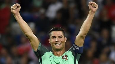 Cristiano Ronaldo, padre de mellizos según una televisión portuguesa