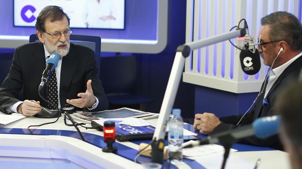 Rajoy vol esgotar la legislatura sense descartar presentar-se a la reelecció