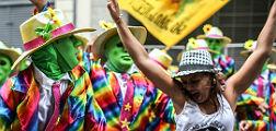 El sol se impone en el fin de semana de Carnaval