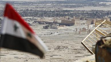 L'Estat Islàmic torna a entrar a Palmira