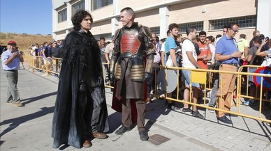 'Juego de tronos' desembarcará en Sevilla en noviembre