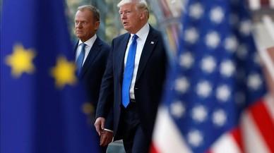 """Trump: """"los alemanes son malos, muy malos"""""""