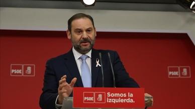 """El PSOE denuncia el """"diàleg trampós"""" de Puigdemont i demana al Govern que """"recuperi la legalitat"""""""
