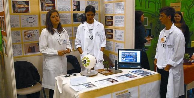 Jóvenes investigadores