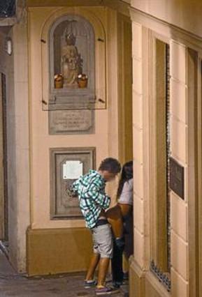 prostitutas en jaén calle prostitutas barcelona