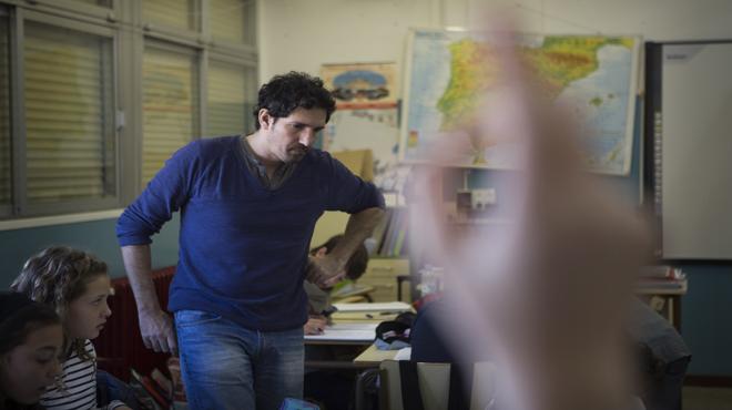 César Bona : El mejor profe de España.