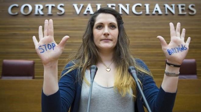 La diputada que va patir 'bullying'