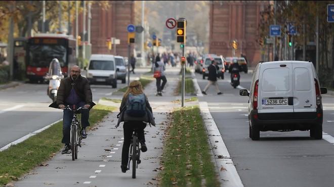 Més bicicleta per a un futur sostenible