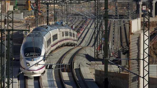 Brussel·les ordena a Espanya recuperar 140 milions concedits a un centre d'assaig d'alta velocitat