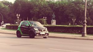 Nuevo Smart Fortwo Electric Drive.