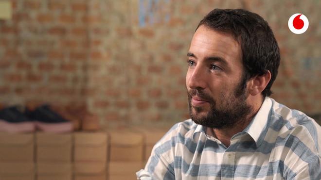 Jaime Garrastazu, cofundador de Zapatillas Pompeii, cuenta cómo lograron la confianza del cliente a base de 'posts' en redes sociales