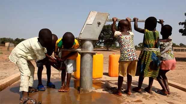 Documental AUARA x BENIN, por fin un pozo de agua
