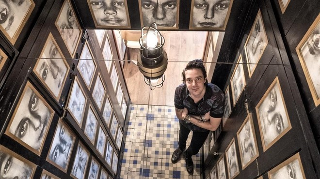 Felipe Almendros, de 'RIP' a 'VIP'