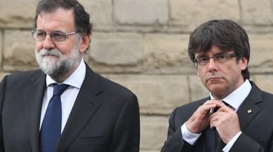 """Editorial de 'The Washington Post': Espanya en la pitjor crisi """"gràcies a la inflexibilitat"""" de Rajoy i Puigdemont"""