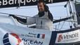 El francés Armel Le Cléac'h gana la Vendée Globe