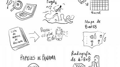 Jardunaldiak 2016, Periodismo de datos y comunicación