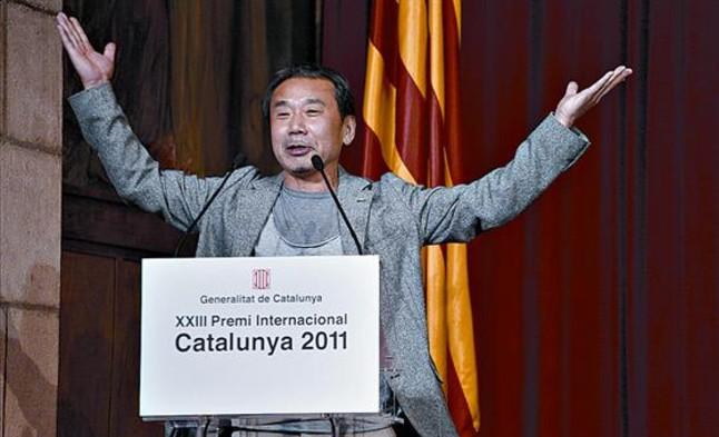 Murakami, indignado
