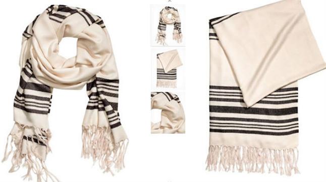 HM pide perdón por una bufanda a rayas
