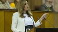 Susana Díaz no aconsegueix ser investida presidenta d'Andalusia en la primera votació