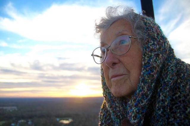 Miss Norma: la mujer de 90 años que rechazó tratarse del cáncer