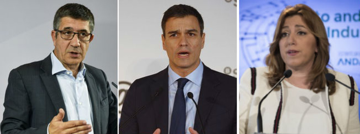 PSOE, ¿más izquierda o más ganar?