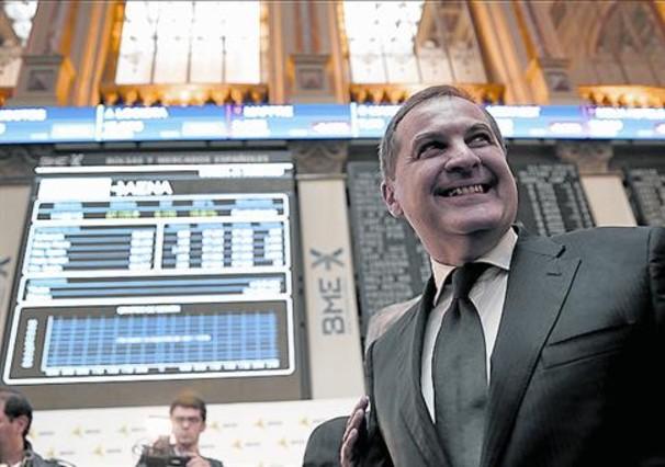 AENA se revaloriza el 65% en el primer año de su salida a bolsa