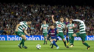 Messi i els seus amics arrasen l'Eibar