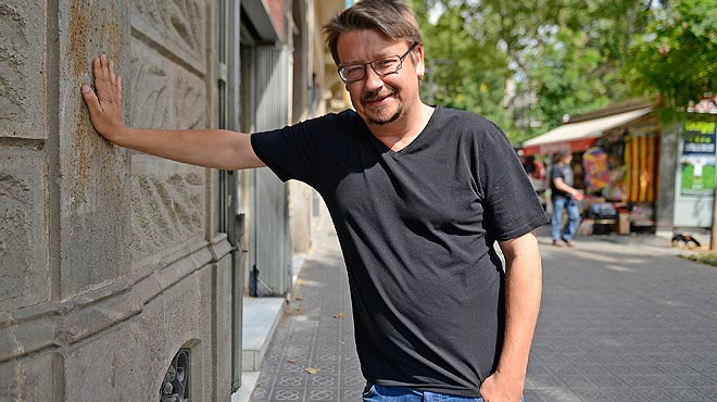 "Xavier Domènech: ""El procés no avança ni un mil·límetre des del 2012"""