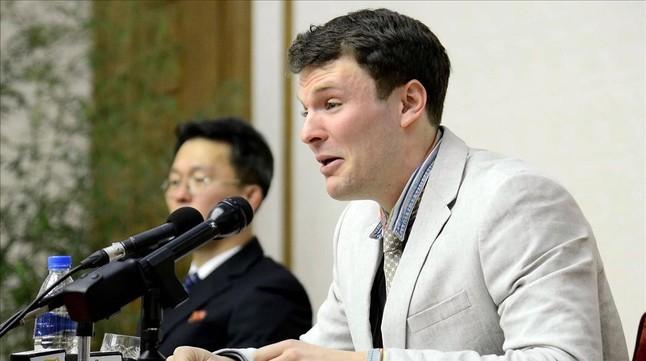 Detenido un estudiante de EEUU en Corea del Norte por robar un cartel