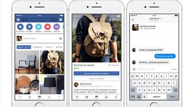 Facebook llança Marketplace, la competència de Wallapop