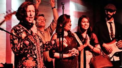 Festa solidaria en BCN a favor de las mujeres invisibles del Nepal
