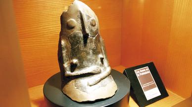 La Venus de Gavà es podrà visitar al Museu Arqueològic Nacional de Madrid