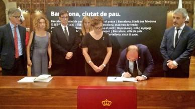 Iceta y Albiol censuran que Forn distinguiese entre víctimas catalanas y españolas