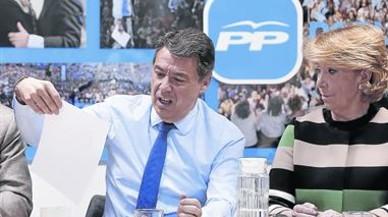"""Así se quejaba Ignacio González a Esperanza Aguirre por Cifuentes: """"La mano de Cristinita"""""""