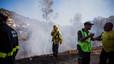 El risc d'incendi forestal segueix molt alt en 10 comarques catalanes