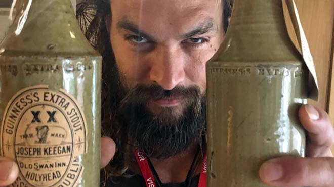 Així escala (i beu) Khal Drogo
