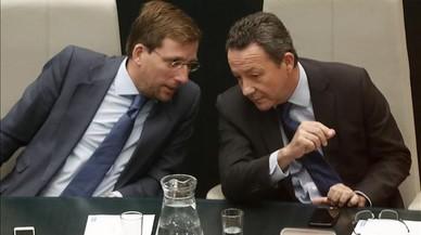 Martínez-Almeida sustituirá a Aguirre como portavoz del PP en el Ayuntamiento