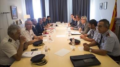 La Generalitat assegura que es va compartir tota la informació entre Mossos, Guàrdia Civil i Policia Nacional