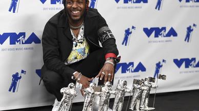 El raper Kendrick Lamar triomfa en els premis MTV Video Music Awards