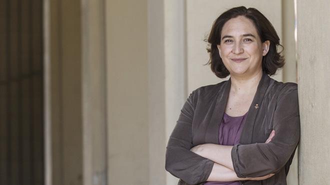 """Ada Colau: """"Pel referèndum de l'1-O no posaré en perill els funcionaris"""""""