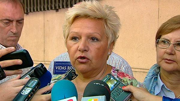 """La presidenta de l'AVT creu que la petició de perdó d'Otegi és """"un estratagema electoral per aconseguir vots"""""""